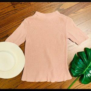 Michael stars rose summer sweater